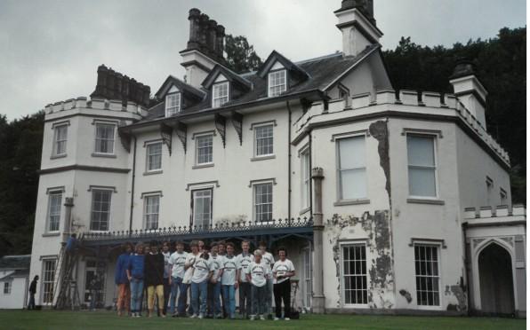 150th Anniversary - Croft Lodge