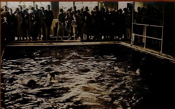 Original Pool 1934