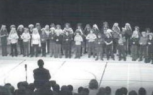 Grenfell - Winners of the Inter House Song