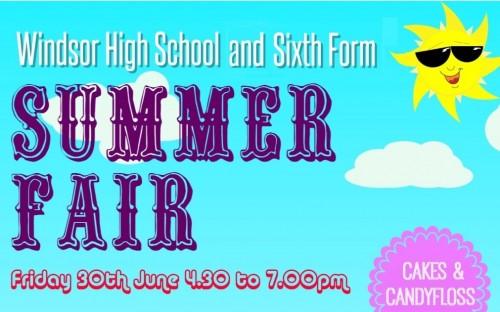 Summer Fair 2017 - Carnival Theme