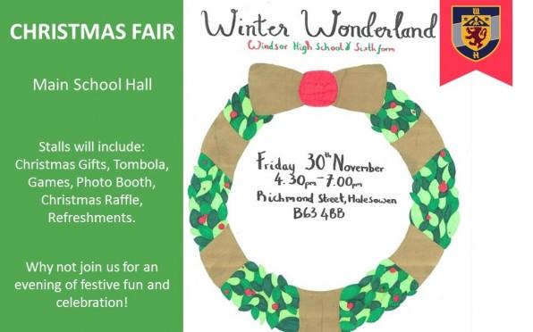 Windsor Winter Wonderland
