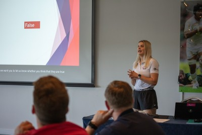 Gallery - Exciting future for Blind Rugby coaching