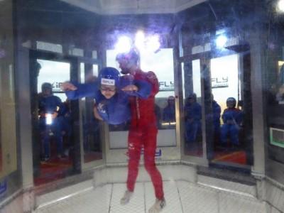 Gallery - Indoor Skydiving