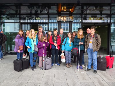 Gallery - School trip to Krakow 2017