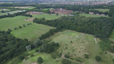 Gallery - Aerial photos of Worksop College
