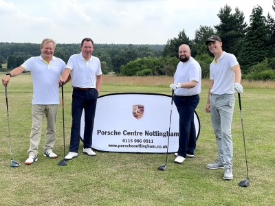 Gallery - Annual Golf Fundraiser Day 2021