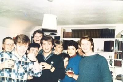Gallery - Student life in the eighties