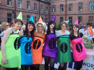Gallery - Student life in the naughties