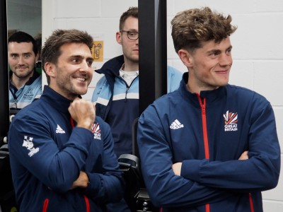 Gallery - The opening of the new Strength & Conditioning Centre