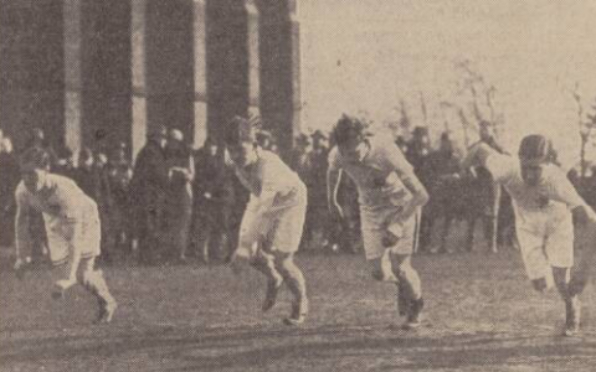 College Sports in the 1920s